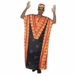 Afrikaanse kaftan verkleed kleding feest heren