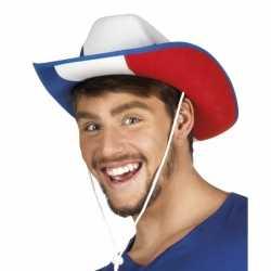 Carnavals cowboyhoed frankrijk