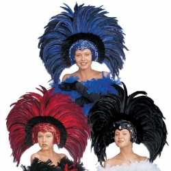 Carnavals hoofdtooi groot