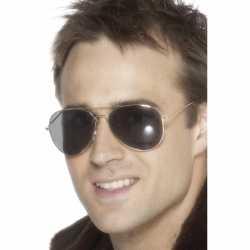 Carnavals politie zonnebril