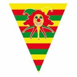 Carnavals vlaggenlijnen 5 mtr