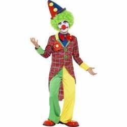 Carnavalskleding clown kleding