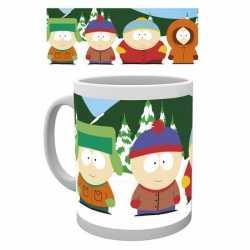 Cartman koffiemok porselein