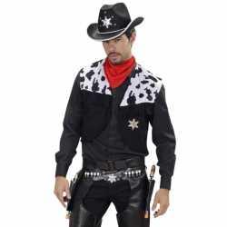 Cowboy pistolen holster