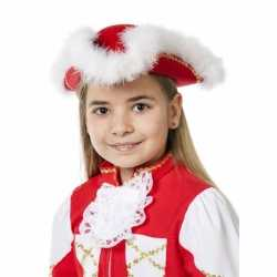 Dansmarieke hoed rood feest meiden