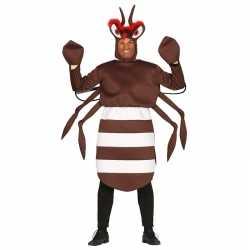 Dieren verkleedpak mug feest volwassenen