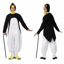 Dierenpak verkleed kleding pinguin feest volwassenen