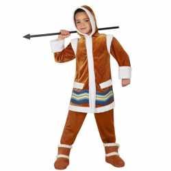 Eskimo carnavalskleding feest kids