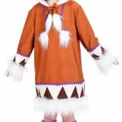 Eskimo kleding laarshoezen feest meisjes
