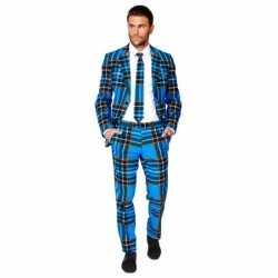 Feest kleding Schotse afgebeeld