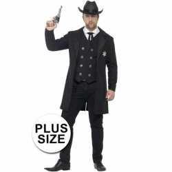 Feest sheriff verkleedkleding feest heren
