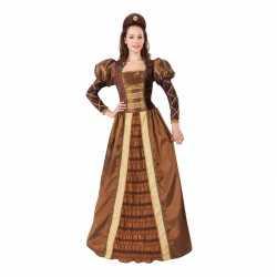 Geschiedenis middeleeuwse prinses dameskleding