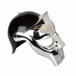Gladiator verkleed helm feest volwassenen