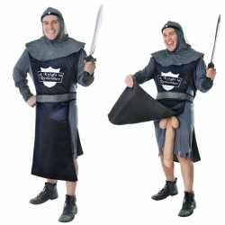 Grappige ridder kledings