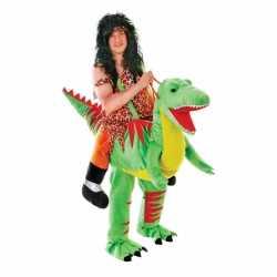 Hang kleding dinosaurus feest volwassenen