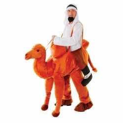 Hang kleding kameel feest volwassenen