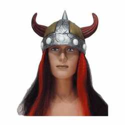 Helm viking haar
