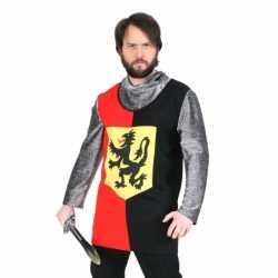 Heren shirts in ridder thema