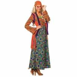 Hippie jurk feest dames