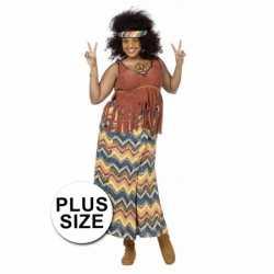 Hippie kleding grote maat