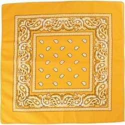 Hobby doek geel 55x55 centimeter