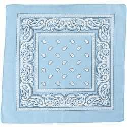 Hobby doek lichtblauw 55x55 centimeter