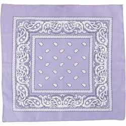 Hobby doek paars 55x55 centimeter