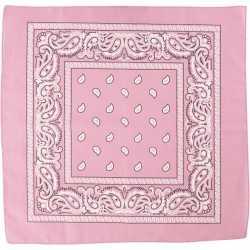 Hobby doek roze 55x55 centimeter