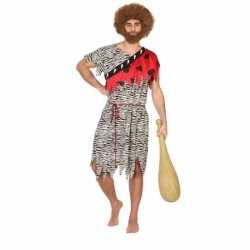 Holbewoner/caveman thag verkleed kleding heren