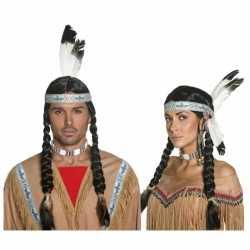 Indianenpruik feest volwassenen