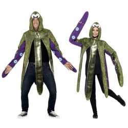 Inktvis kleding feest volwassenen