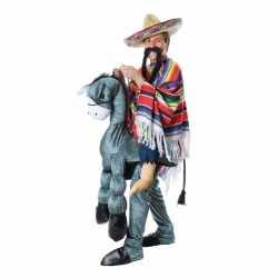 Instap kleding mexicaan op ezel