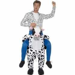 Instapkleding koe feest volwassenen