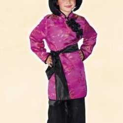 Japanse geisha meisjes kleding