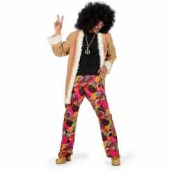 Jaren 60 Carnavalskleding broek jas