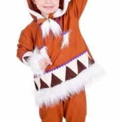 Kids eskimo kleding compleet