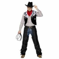 Kleding Cowboy heren