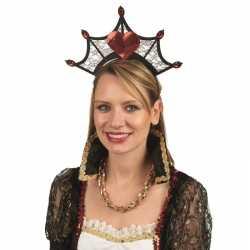 Kroon hartjes feest dames