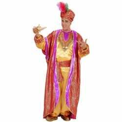Luxe sultan kleding feest heren