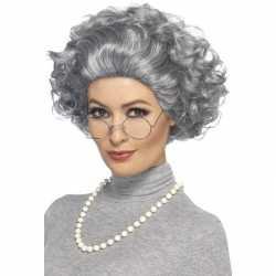Oma verkleedsetje feest dames