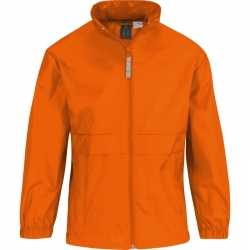 Oranje supporters jas feest jongens