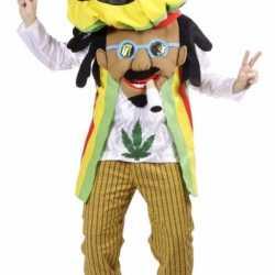 Peace rastafari kleding