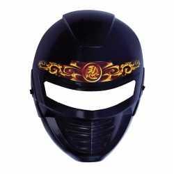 Plastic ninja masker feest kinderen