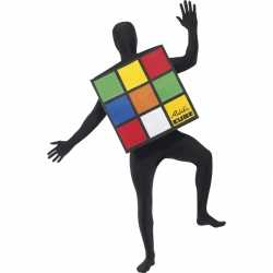 Rubiks kubus kleding volwassenen