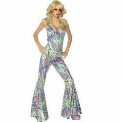 Seventies feest kleding feest dames