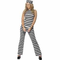 Sexy boef verkleedkleding feest dames