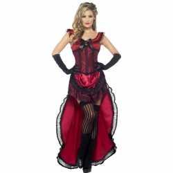 Sexy western jurk feest dames