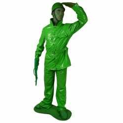 Speelgoed soldaten kleding 7 delig