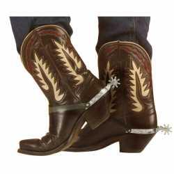 Sporen feest cowboy laarzen