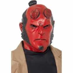 Stripfiguur hellboy masker